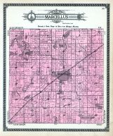 Marcellus Township, Cass County 1914